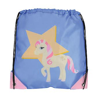 Little Rider Childrens/Kids Star In Show Drawstring Bag