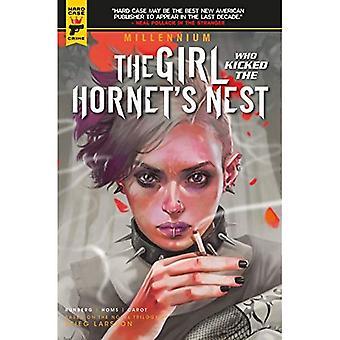 Pigen hvem sparkede Hvepsereden - Millennium bind 3