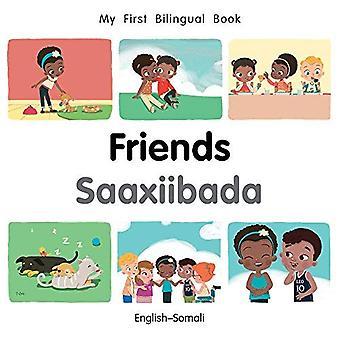 Mijn eerste tweetalige boek-Friends (Engels-Somalische) (mijn eerste tweetalige boek) [Board boek]