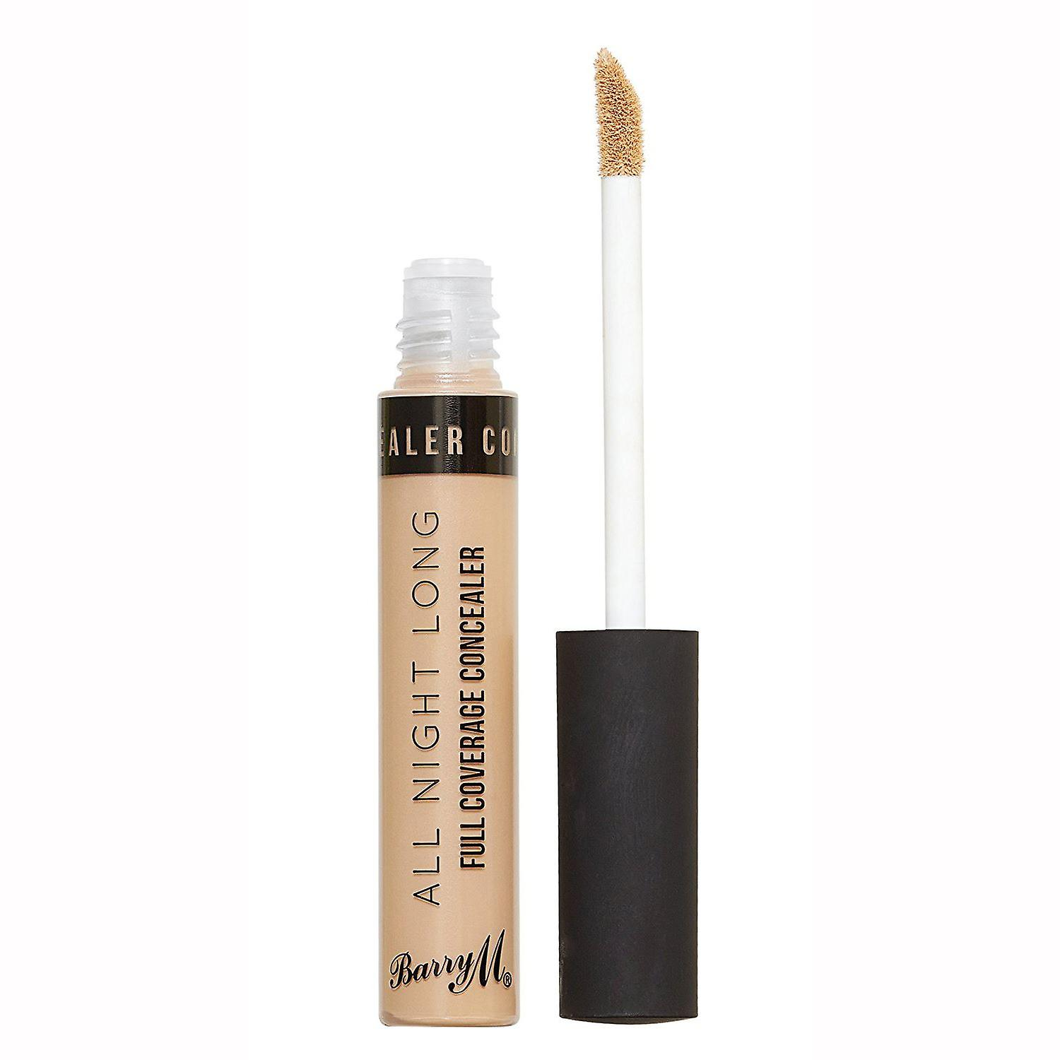 Barry M All Night Long Full Coverage Concealer - Waffle