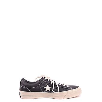 Converse Ezbc119009 Men's Black Fabric Sneakers