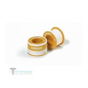 Leukopor Surgical Adh Tape No 2474 5Cmx5M
