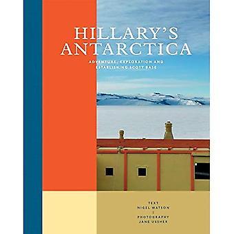 Hillary's Antarctica door Nigel Watson