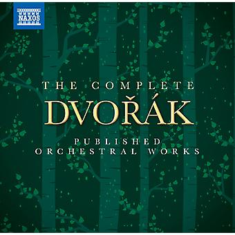 A. Dvorak - Dvor K: The Complete Published Orchestral Works [CD] USA import