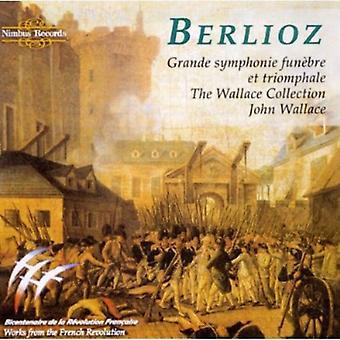 Berlioz/Cherubini/Lefevre - Berlioz: Grande Symphonie Fun Bre Et Triomphale [CD] USA import