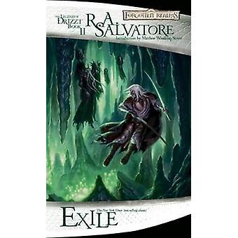 Exile - Book 2 by R. A. Salvatore - 9780786939831 Book