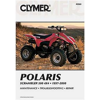 Polaris Scrambler 500 4X4 '97-'00 ATV by Penton - 9780892877621 Book