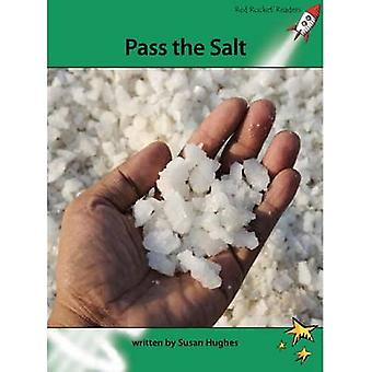 Pass the Salt by Susan Hughes - 9781927197721 Book
