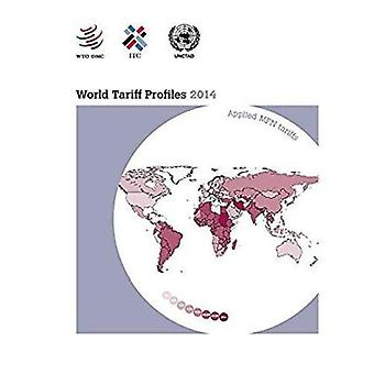 Perfiles Arancelarios En El Mundo 2014 by World Trade Organization Wt