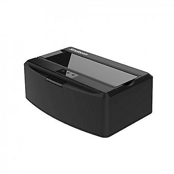 SD311 docking station USB con coperchio per unità SATA Nero