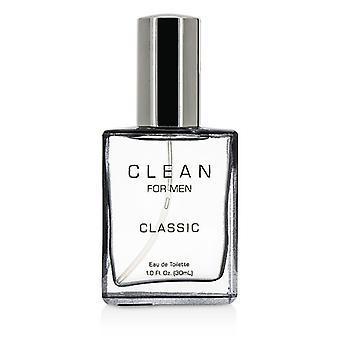 Clean voor mannen Classic EDT 30ml