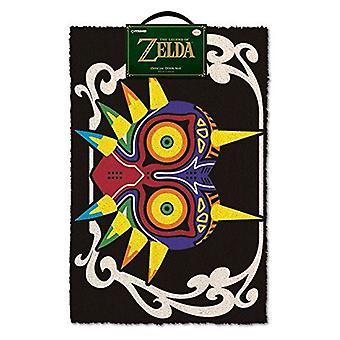 Legenden om Zelda majora ' s Mask dørmatte multi-farge