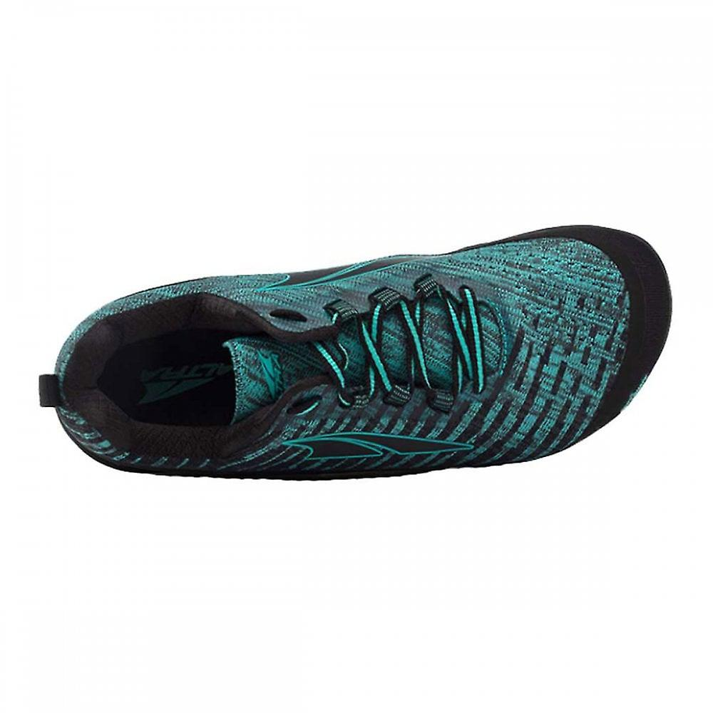Altra Torin 3.5 Knit Womens Zero Drop High Cushioning Road Running Shoes Teal