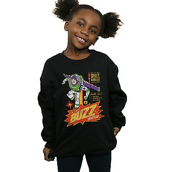 Disney Girls Toy Story 4 alkuperäinen Buzz Lightyear College pusero