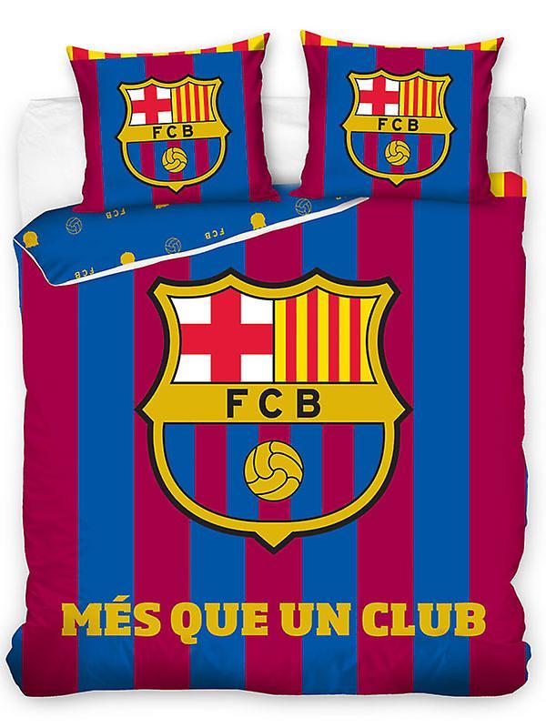 FC Barcelona Mes Que Un Club Duvet Cover Set