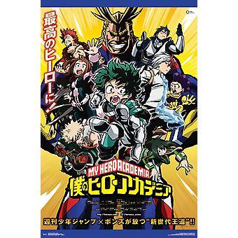Poster - Studio B - My Hero Academia - Key Art 36x24