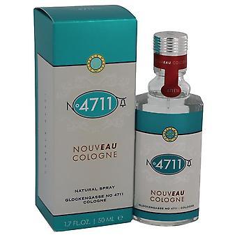 4711 Nouveau Cologne Spray (Unisex) Di Maurer & Wirtz 541347 50 ml
