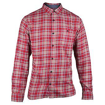 CAT Lifestyle Mens Bradley Long Sleeve Shirt
