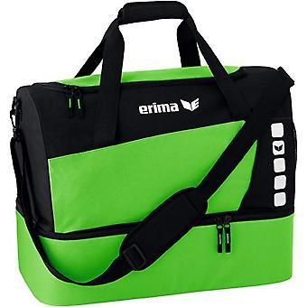 Sac de sport Erima avec Compartment sur le sac de sport Du Fonds - New Royal/Black - L