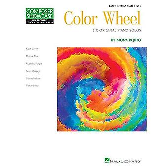 Color Wheel: Hal Leonard Student Piano Library Composer Showcase Early Interme