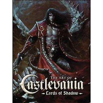 Castlevania the Art of Castlevania Hardcover Book