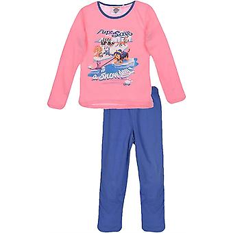 Ragazze HQ2230 Paw Pattuglia Long Sleeve Pyjama Set