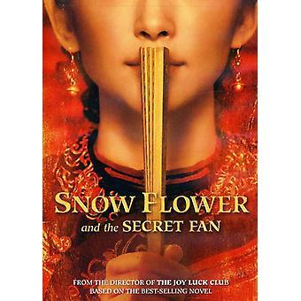 Snow Flower & the Secret Fan [DVD] USA import
