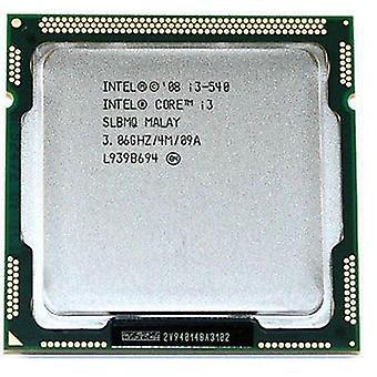 Intel i3-540 3.06 GHz processore LGA 1156 Socket CPU iMac A1311 Mid-2010 661-5534