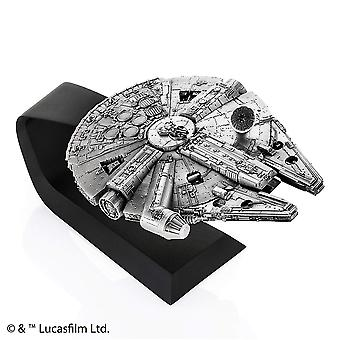 Star Wars By Royal Selangor 017933 Millennium Falcon Replica
