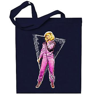 TV Times Debbie Harry Retro Shell Suit 1981 Totebag