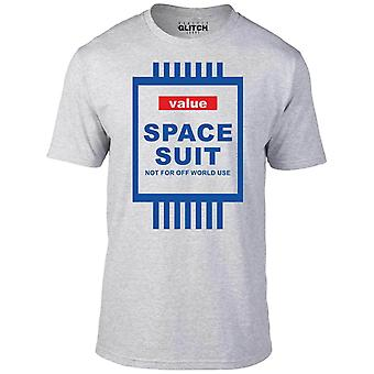 Value space suit t-shirt