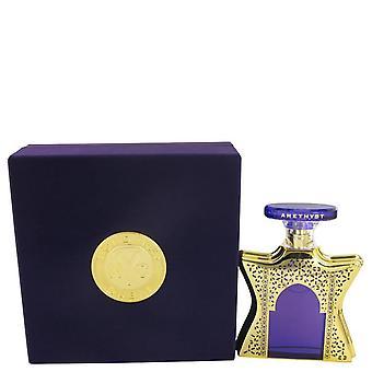 Bond no. 9 dubai amethyst eau de parfum spray (unisex) by bond no. 9   536358 100 ml