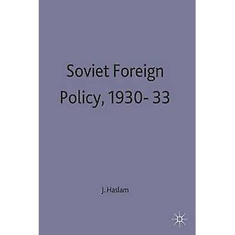 Politique étrangère soviétique de Haslam & J.