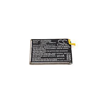 X-baterie de înlocuire mai lungă pentru Samsung Galaxy A20e înlocuiește EB-BA202ABU acumulator