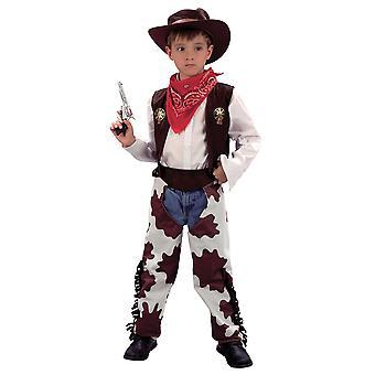 Bristol Novelty Childrens/Kids Cowboy Costume