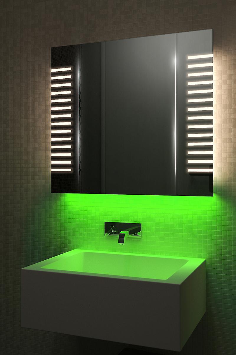Ambient Demist Cabinet With Sensor & Shaver k1601iw