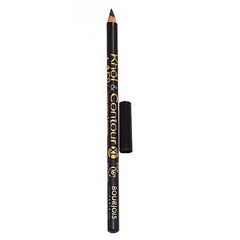 Bourjois khol & contour XL Eyelinerpotlood-Ultra zwart 61