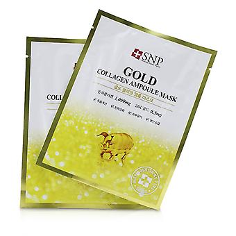 Gold Collagen Ampoule Mask 11x25ml/0.84oz