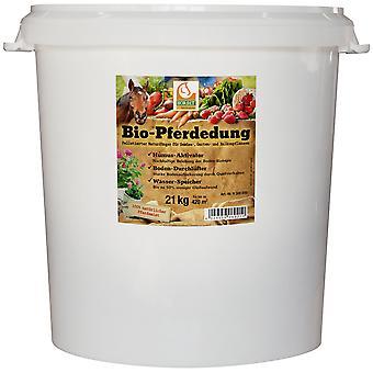 HOTREGA® organic horse dung, 21 kg bucket