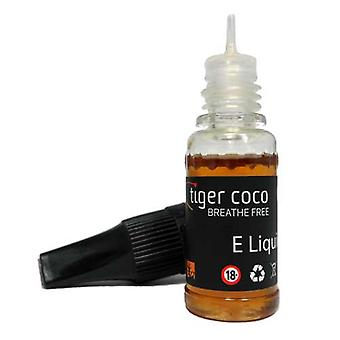 Tiger Coco - E Liquid 10ml - Tobacco