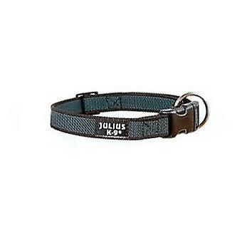 Julius K9 färg & grå krage (hundar, kragar, Leads och selar, halsband)