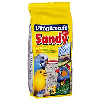 Vitakraft Sandy BioSand for Birds (Birds , Bedding & Litter)