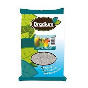 Yagu Bradium Körnung von Muscheln für Vögel 1200 Gr. (Vögel , Nahrungsergänzung)