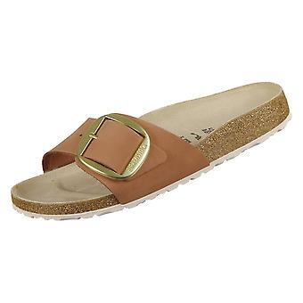 ビルケンシュッキー マドリード ビッグ バックル 1015718 ユニバーサル 夏の女性靴