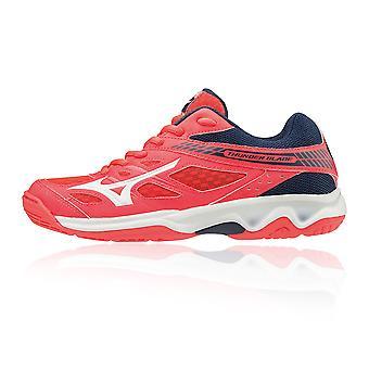 Sapatos de quadra Indoor Mizuno Thunder Blade feminino