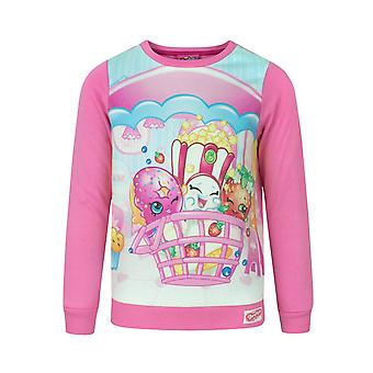 Shopkins Sublimation Girl's Sweatshirt