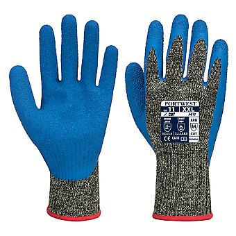 Portwest - 1 Paire Pack Aramid HR Cut Latex Hand Protection Glove