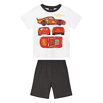 Disney cars boys short sleeve pyjama