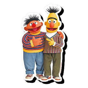 Sesamstraße Bert und Ernie Magnet