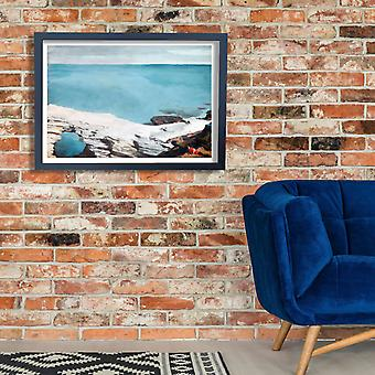 Winslow Homer - Natural Bridge Bermuda Poster Print Giclee